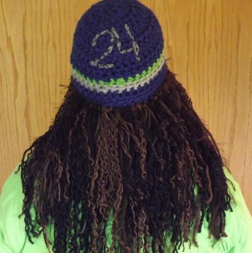 Legion Of Boom Seahawk Inspired Hats
